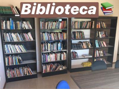 Biblioteca da Sociedade Rancho Alegre e Feliz