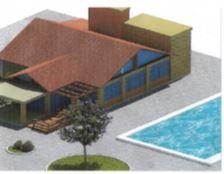 Projeto aprovado – salão de festas do Rancho Alegre e Feliz