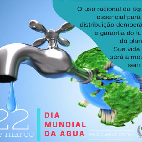 Dia Mundial da Água 2021